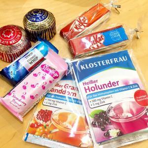 イギリスやドイツのお菓子やホットドリンク~☆彡