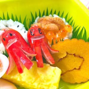「今日は蛸の日なんだね☆」キラリ☆本日のおすすめ☆