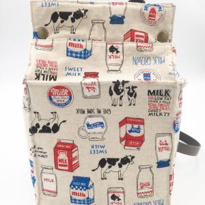 「牛乳パック型ポシェット☆」キラリ本日のおすすめ