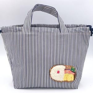 「到着!おべんとう刺繍のランチバッグ♡」キラリ本日のおすすめ
