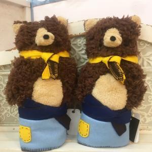 「新作!クマのマシューのバッグチャーム☆」