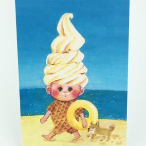 「ソフトクリーム坊や」 キラリ☆本日のおすすめ☆