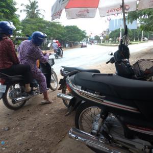 カンボジア人ストーカー