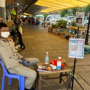カンボジアのコロナ対策はいかがなもの?