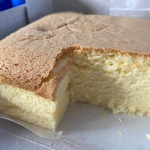 幻のふわふわチーズケーキ?