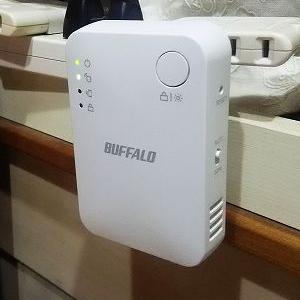 無線LAN中継機の設置