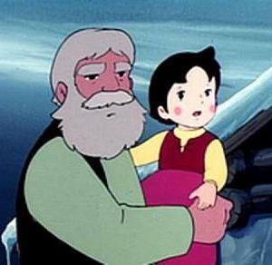 ハイジと老爺