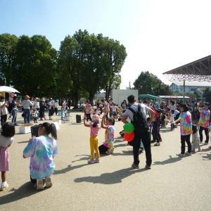 体育の日*楽しいスポーツフェスティバルに参加してきました。