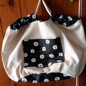画像届きました〜可愛いふっくらなバッグ&ペットボトルケースです。
