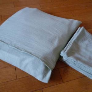 湿気とる炭に超簡単なカバー作成です。