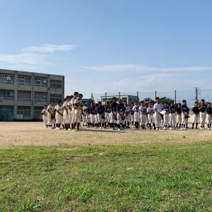 ⚾️キッズリーグ夏季大会⚾️