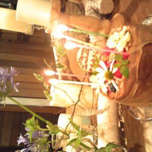 小野装花店さんのアトリエopen
