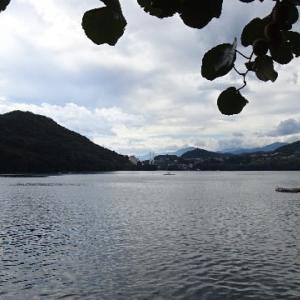 相模湖散歩