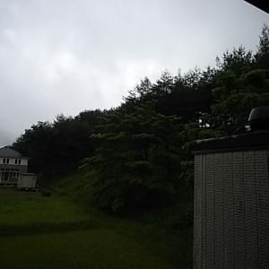 雨の木曜におっはー!