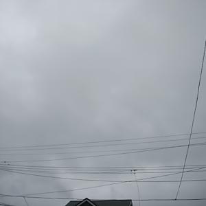 雨降り木曜