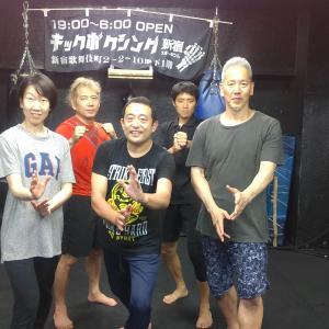 伝説のムエタイ選手と試合した日本人が参加の合気道教室 土曜18時 1500円