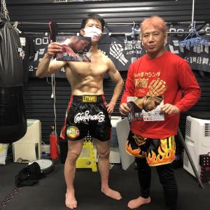 #迷拳 新宿で格闘技映画
