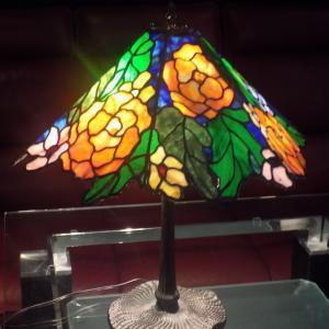 大久保様の「ベゴニア」完成です。⑥明太のランプの中で一番人気!サイズも立派、圧巻です。