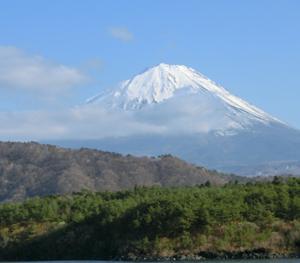 富士山の神さま。-木花咲耶姫さまのお導き-