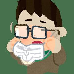 メガネにマスクってストレスを感じてますか?!