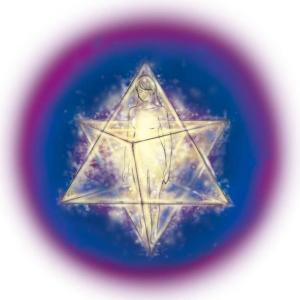 """宇宙時代の記憶を開く""""マカバ瞑想""""と""""宇宙エネルギー全開ネックレス☆"""""""