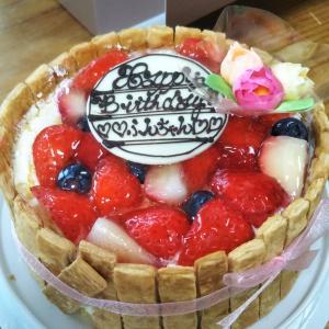 誕生日祝いの楽しみ