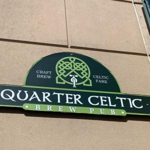 Quarter Celtic Brewery アルバカーキ