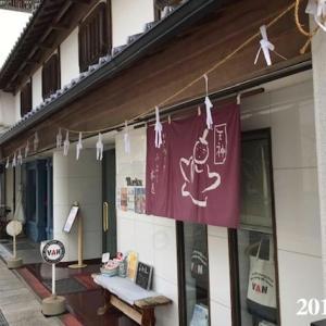 【秋祭り】秋晴れの中、午後3:00頃から当店前を御神輿が通ります!