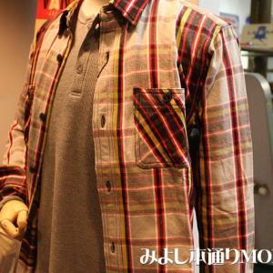 【Men's】ヘビーネル、USA COTTON シャツ追加しています!特にLL、XLサイズ!!