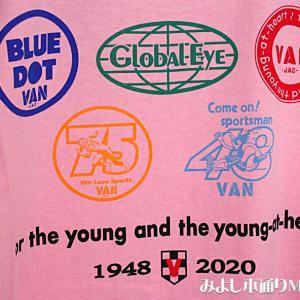 【VAN】Tシャツ新入荷&追加アップします!新色もございます。