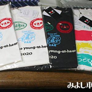 【VAN】人気良いロゴ&プリント&パネルTシャツ追加しています!