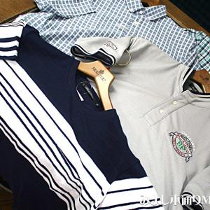 【Men's】3Lサイズ入荷!ボタンダウンシャツ、トレーナー他、お早めにどうぞ!!