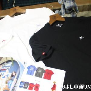 【DOGDEPT】ワンポイントTシャツ、ブラックも入荷!