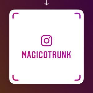Instagram新アカウント設立の御案内