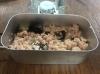 メスティンでツナと塩昆布で炊き込み飯