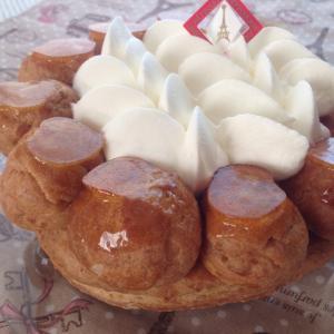 シュークリーム!思い出のケーキ♪