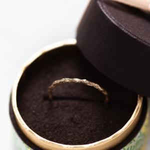 小枝のリング
