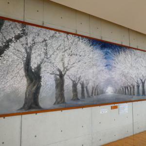 20191206(金) 芹田紀恵「望郷 夜ノ森 桜のトンネル2019」 @ 富岡町文化交流センター