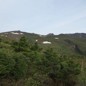 20200528(木) 安達太良山は花の薫り、五葉松平を越えると安達太良の全容が! 今年2度目の登山