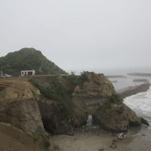 20200623(火) 東日本大震災で洞窟が埋没し高台移転された「賽の河原」(いわき市沼ノ内)
