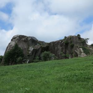 20200702(木) 差塩の巨石「宇宙岩」