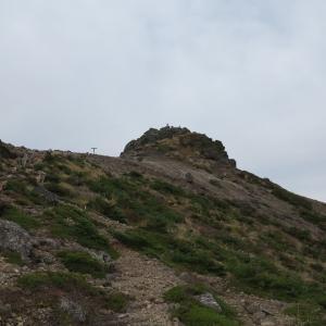 20201019(月) 安達太良山頂は珍しく微風