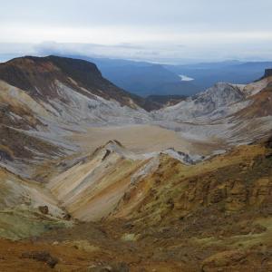 20201019(月) お気に入り安達太良山「沼ノ平火口」
