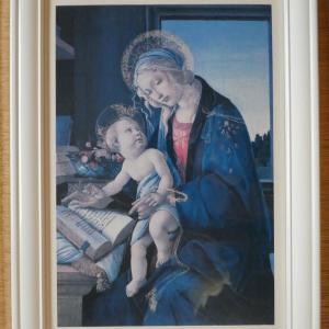 20210307(日) ボッティテェリ「書籍の聖母」