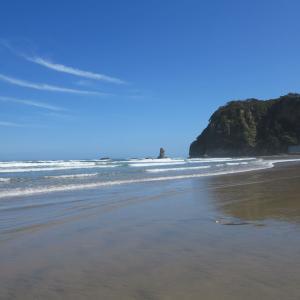 20210910(金) 合磯海岸(二見ヶ浦)より合磯岬を望む