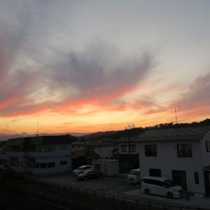 20210915(水) 神谷の夕暮れ