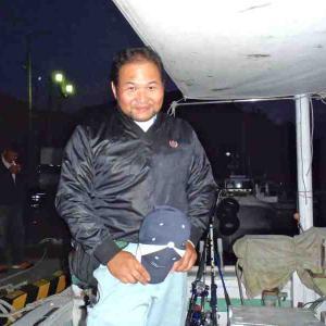 鯛釣りに行ってきました。 2011/10/19  錦生丸レポート