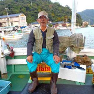 鯛釣りに行ってきました。 2011/10/20  錦生丸レポート