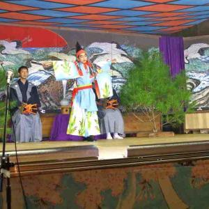 沖の浦村の秋祭りは エキサイティング〜☆ 2011/10/6-7  錦生丸レポート
