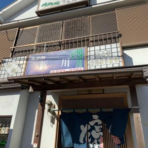 卓球部の役員会の後、新川で懇親会。遅い昼食です。2時半くらいになってしまったかな。